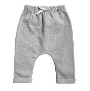 Gray Label Baby Pants Grey Melange