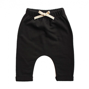 Gray Label Baby Pants Nearly Black