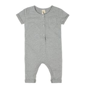 Gray Label Playsuit Grey Melange