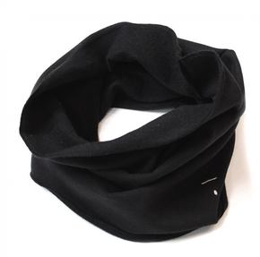 Gray Label Scarf Nearly Black