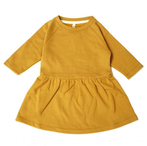 Gray Label Dress Mustard