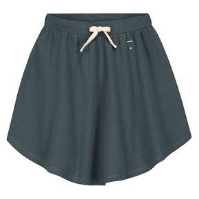Gray Label SS18 3/4 Skirt Blue Grey