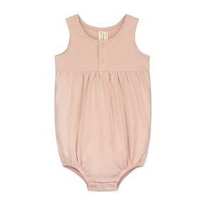 Gray Label SS18 Baby Summer Onesie Vintage Pink