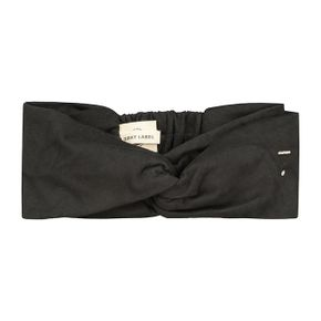 Gray Label SS18 Headband Nearly Black
