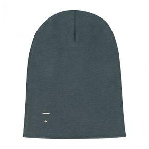Gray Label Beanie Vintage Blue Grey