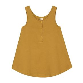Gray Label SS18 Tank Dress Mustard