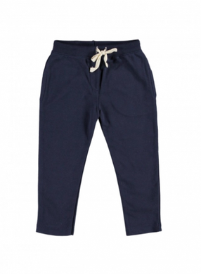 Gray Label Straight Pants Dark Blue
