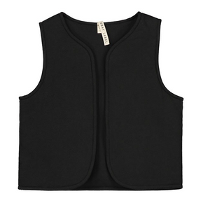 Gray Label Gilet Nearly Black
