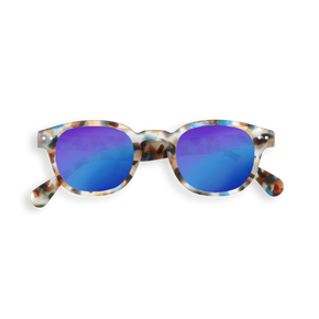 Izipizi #C Junior Sun Blue Tortois Mirror