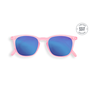 Izipizi #E Junior Sun Jelly pink Mirror Lenses