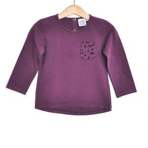 KaiKai Forest  T-Shirt Aubergine
