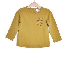 KaiKai Forest  T-Shirt Ocre