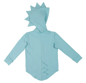 Kukukid Cotton Hoodie Light Azure