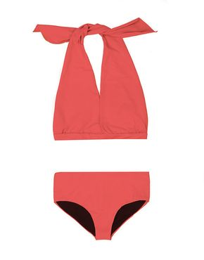 Little Creative Factory Dancers Jazz Wrap Bikini Coral