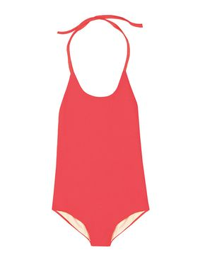 Little Creative Factory Dancers Ballet Bathing Suit Coral