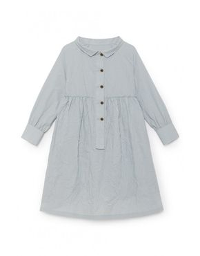 Little Creative Factory Dreamers Valentina's Buttoned Dress Light Grey