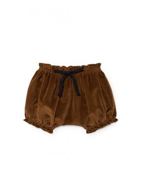 Little Creative Factory Dreamers Baby Rose Velvet Culotte