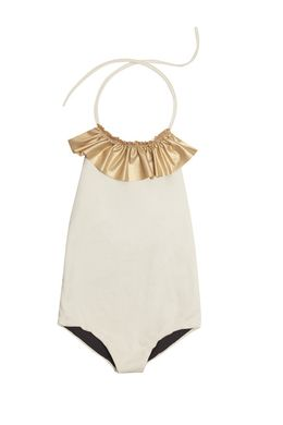 Little Creative Factory Nomads Bathing Suit Chic Ivory