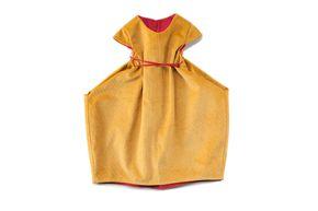 Macarons Dress Dalia Corduroy