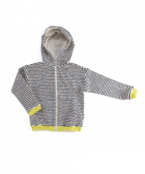 Macarons Hoodie Hector Crash Navy-Offwhite