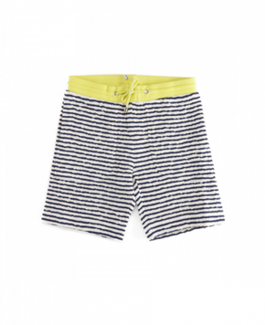 Macarons Shorts Sasha Crash Navy/Off-White