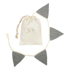 Meri Meri Silver Knitted Garland