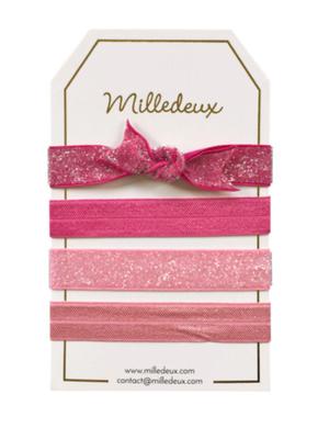 Milledeux Set of Hairties - Color Combi 16