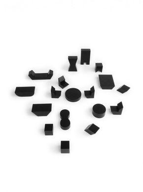 Rock & Pebbles Mini Furniture for Pebbles Black