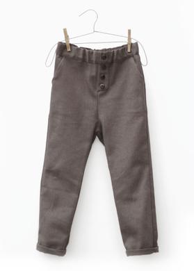 Motoreta Pants Holger Dark Grey