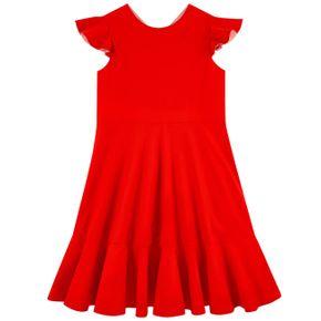 Motoreta Dress Mito Red