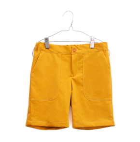 Motoreta Pocket Shorts Ochre