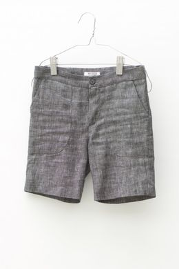 Motoreta Pocket Shorts Marbled Grey