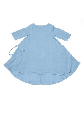 Mouse in a House: Wave Dress Blue