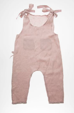 Mouse in a House SS18 Pink Reef Overall