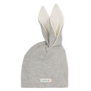 Organic Zoo AW17 Grey Rabbit Hat
