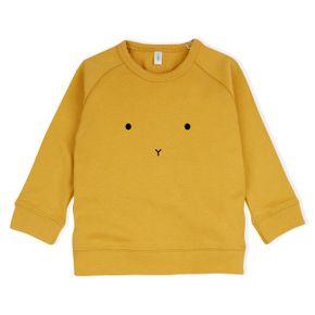Organic Zoo AW17 Mustard Sweatshirt Bunny