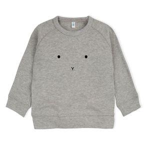 Organic Zoo AW17 Grey Sweatshirt Bunny