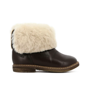 Pom d'Api Retro Chabraque Dark Brown Boots
