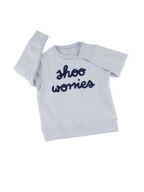 Tiny Cottons Altiplano Shoo Worries Graphic Sweatshirt