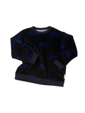 Tiny Cottons Altiplano Shoo Worries Sweatshirt Dark Blue