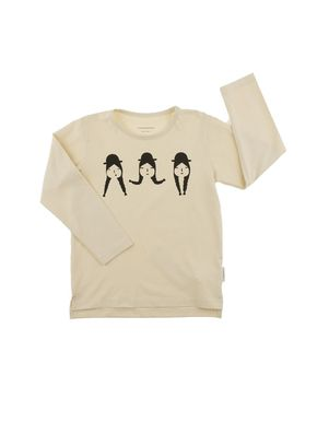 Tiny Cottons Altiplano No-Worry Dolls Graphic Tee