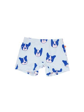 Tiny Cottons Moujik Trunks Light Blue