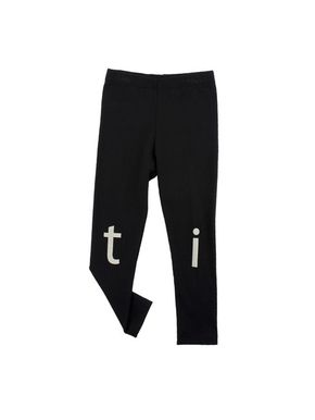 TinyCottons Altiplano t-i-n-y Logo Pant Black
