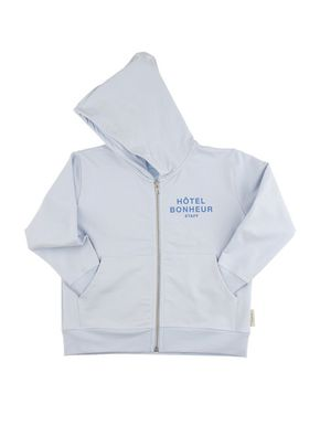 tinycottons SS18 Hotel Bonheur staff  hoodie