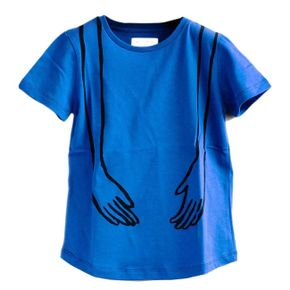 Wolf&Rita Castelbajack Sebastiao Shirt Blue Hands
