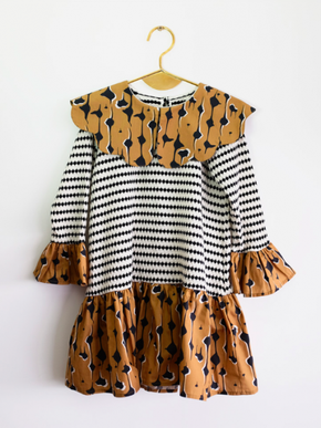 Wolf&Rita Dress Odete Drops Dots