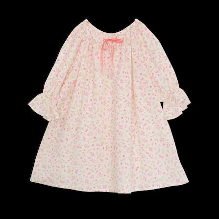 Amiki SS19 Nightdress Malena Floral Print