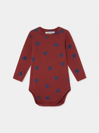 Bobo Choses AW19 All Over Small Saturn Long Sleeve Body