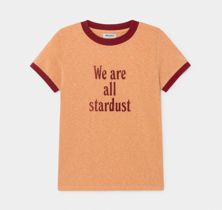 Bobo Choses AW19 Adult We Are All Stardust Short Sleeve T-Shirt