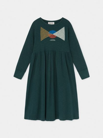 Bobo Choses AW19 Flags Jersey Dress